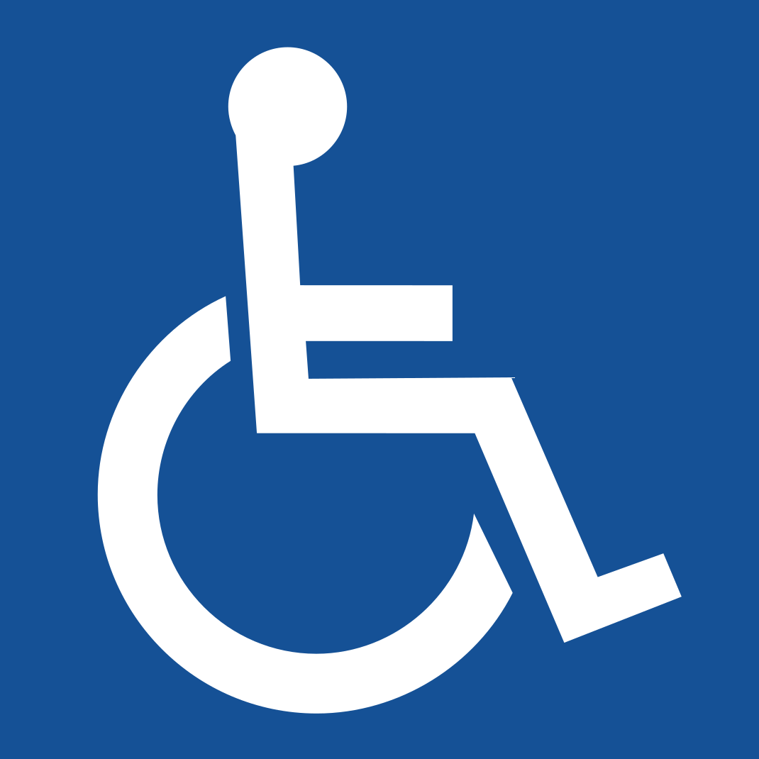 Access for people with reduced mobility