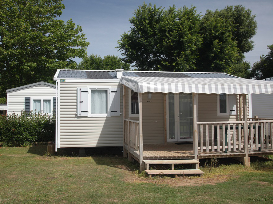 Evasion mobile home or Chalet PLUS